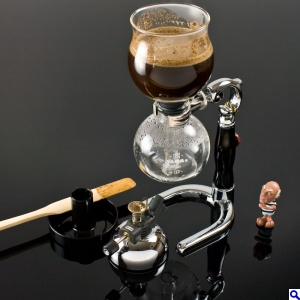 Siphon Coffee Maker How It Works : LaMusette Siphon Coffee Bar, Gallery, Cycling Hangout Joint - Glenelg, Sth Australia